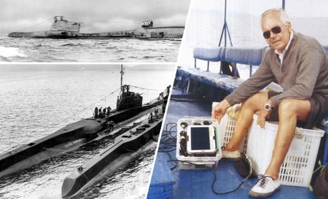 Belgische duiker (78) stuit op vermeend duikbotenkerkhof uit Tweede Wereldoorlog voor Tunesische kust