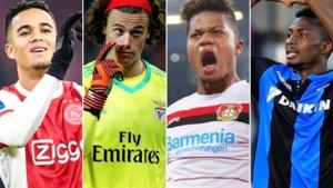 Enige Belg bij 50 grootste talenten van UEFA dreigt pijnlijk verhaal te worden, Club Brugge en Genk ook van de partij