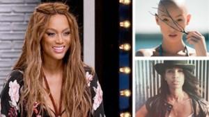 Plus size en kale modellen: America's Next Top Model kleurt buiten de lijntjes