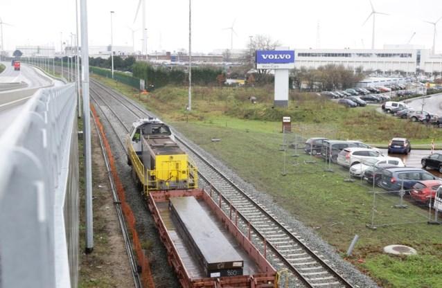 'Peking Express': Volvo Car vervoert binnen enkele weken wagens en onderdelen per trein van Gent naar China