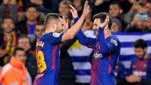 Flitsend Barcelona rekent nog voor de rust af met tegenstander in Copa del Rey, invaller Vermaelen foutloos