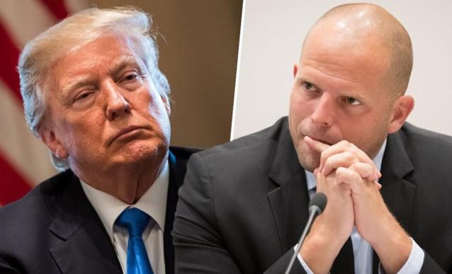 Theo Francken na vergelijking van de 'New York Times': 'Ik, de Vlaamse Trump? Come again?!'