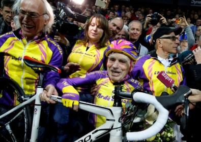 Snelste oudje (106) hangt fiets aan de haak: Fysiek nog top, alleen die verdomde bloeddruk