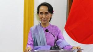 """Aung San Suu Kyi: """"Erkenning van leger dat het betrokken was bij dood van Rohingya is positieve stap"""""""