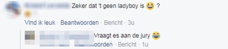 Miss België krijgt hele lading racistische commentaren over zich heen: