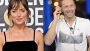 'Fifty Shades'-ster vindt liefde in armen van Chris Martin