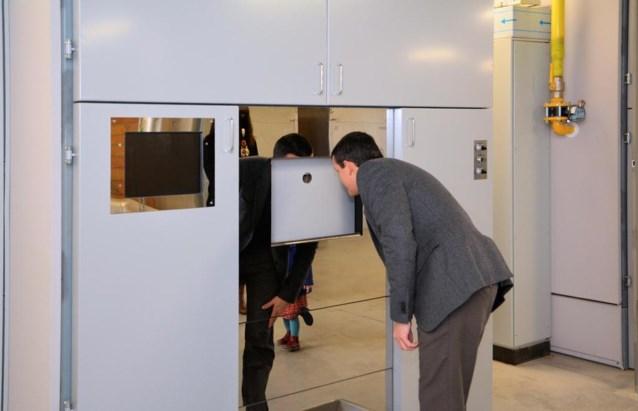 Crematorium buigt zich over klasbezoeken nadat leerling lichaam in oven meende te zien