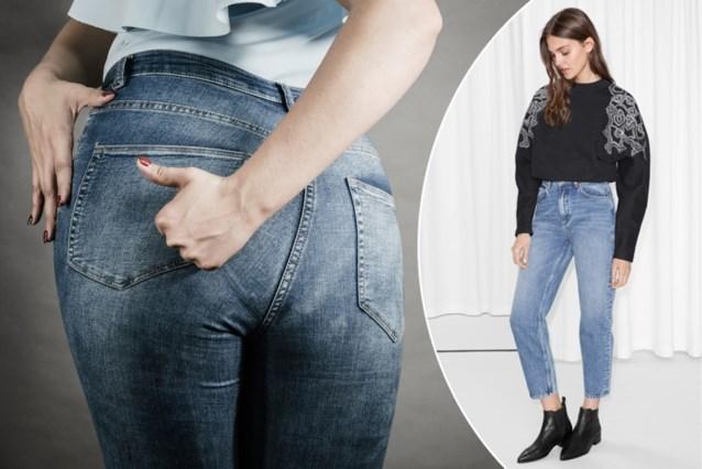 Een Buikje Of Ronde Billen Deze Jeansbroeken Passen Het Bes