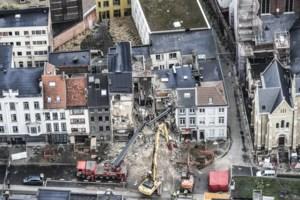 Handvol studenten kan nog niet terug naar kot na explosie op Antwerpse Paardenmarkt