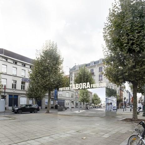 Zo zullen de frietkoten in Brussel er straks allemaal uitzien