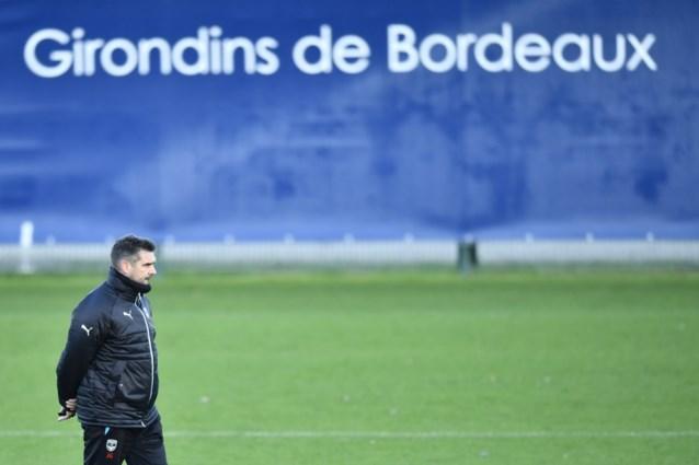 Girondins Bordeaux zet deur wagenwijd open voor komst van Michel Preud'homme