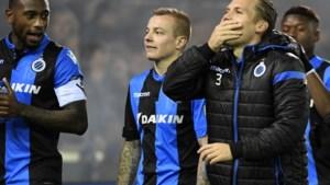De luxe van Club Brugge: Clasie speelde dinsdag de pannen van het dak, toch zal hij niet blijven staan