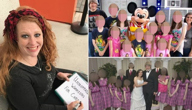 Tante van vastgeketende kinderen spreekt over haar eigen jeugd vol misbruik en geweld
