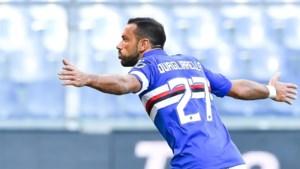 Praet boekt makkelijke driepunter dankzij hattrick Quagliarella, Lukaku dankt zege aan ex-Genkenaar