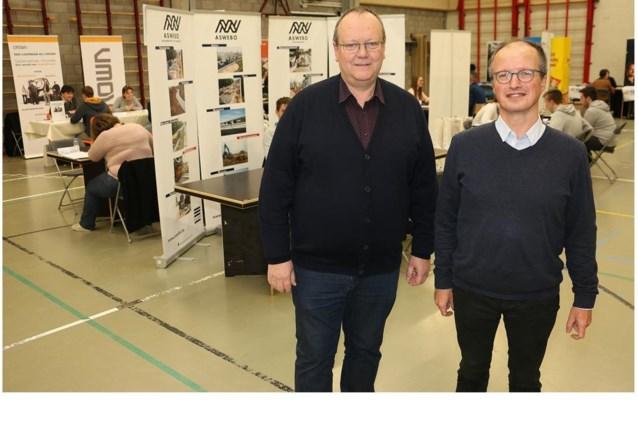 Bedrijfswereld en laatstejaars VTI ontmoeten elkaar