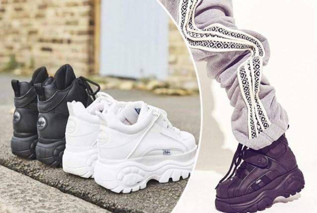 De foutste schoen van de jaren negentig is hipper dan ooit
