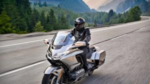 Motorrijden is nog nooit zo ontspannend geweest: luxe-cruisen met de nieuwe Honda Gold Wing