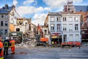 """Inspectie ontploft gebouw op Paardenmarkt was aangevraagd maar had geen prioriteit: """"Pand was in zeer slechte staat"""""""
