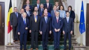 """""""Huidige regeringscoalitie mag aanblijven, maar met minder gepolariseer"""""""