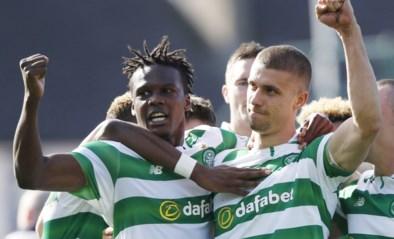 Dedryck Boyata boekt met Celtic zuinige zege