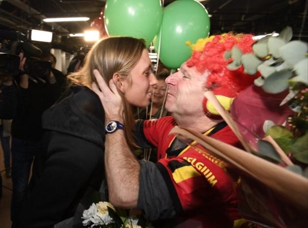"""Fans verwelkomen Elise Mertens na Australische droom: """"Top twintig is ongelooflijk"""""""