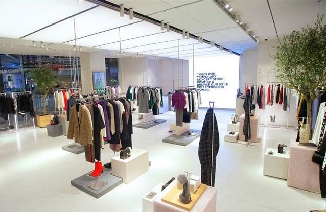 Het winkelen van de toekomst? Zara opent offline winkel om online te shoppen