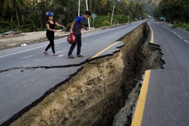 Wetenschappers waarschuwen voor veel meer en veel zwaardere bevingen in 2018: 3 hevige bevingen in januari zijn geen toeval