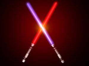 UGent laat je schilderen met lichtzwaard of muziek spelen op laserharp