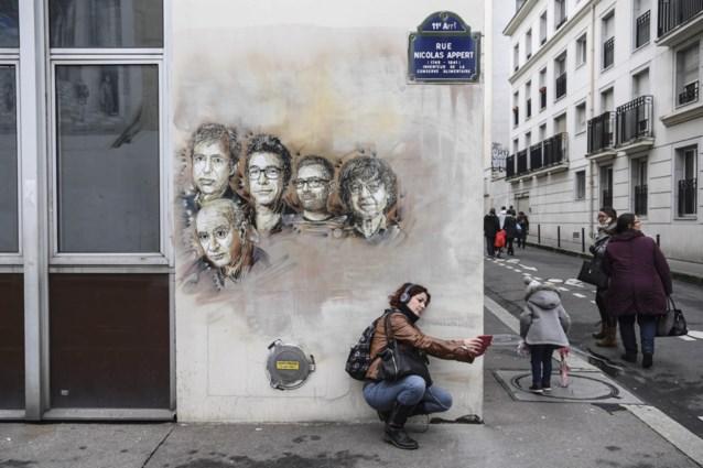 Vier personen opgepakt in onderzoek naar aanslagen op Charlie Hebdo
