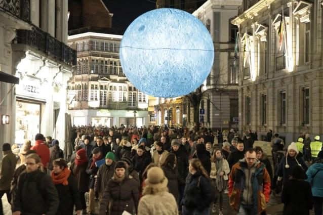 Lichtfestival dag 1: minder bezoekers en andere weetjes