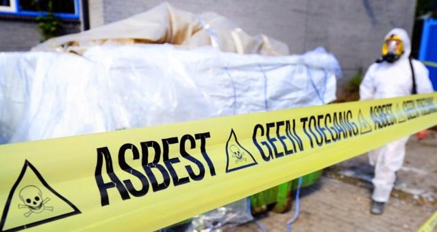 In zo goed als alles Vlaamse scholen sporen van gevaarlijke asbest terug te vinden
