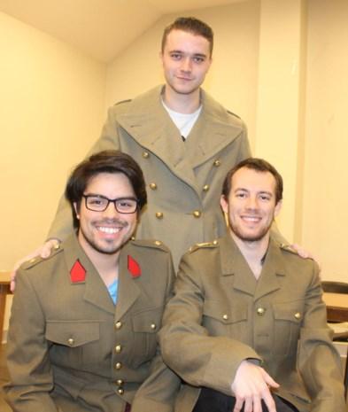 Drie vrienden gekozen uit 1.500 kandidaten voor rol in nieuwe musical van Studio 100