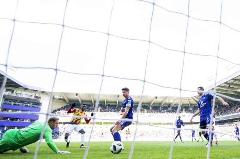 Ongeïnspireerd Anderlecht laat ook tegen rode lantaarn KV Mechelen punten liggen, Morioka mist strafschop