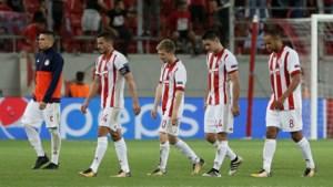 Olympiakos-Belgen krijgen uppercut in topmatch tegen AEK Athene