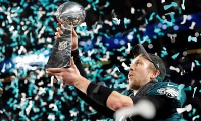 Philadelphia Eagles verrassende winnaar van Super Bowl
