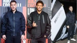Flitsende Eden Hazard steelt de show op event in Londen