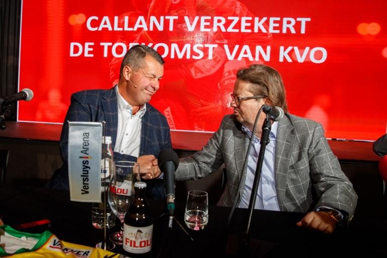 """Peter Callant is de nieuwe baas van KV Oostende en neemt 'weireldploegsje' over van Marc Coucke: """"Ik ben ambitieus"""""""