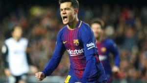 Kersvers aanwinst Coutinho trapt Barcelona naar finale Copa Del Rey