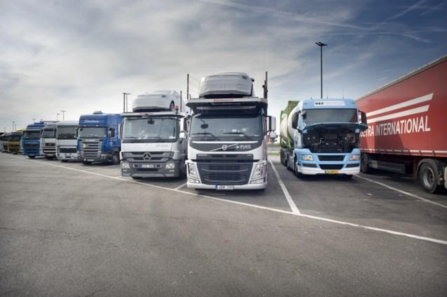 Zware vrachtwagens mogen centrum Brussel niet meer in