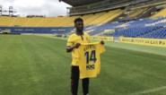 Spaanse eersteklasser stelt aanwinst Imoh Ezekiel (ex-Anderlecht en -Standard) voor