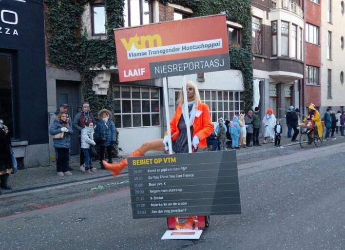 'Bo Van Spilbeeck' in veelvoud te gast op Aalst Carnaval