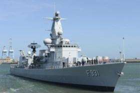 Belgisch marineschip vat operatie Sea Guardian aan: strijd tegen terrorisme op Middellandse Zee
