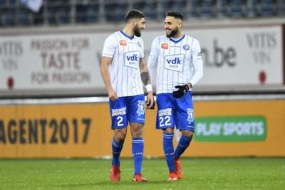 AA Gent hijgt Anderlecht in de nek en nadert op Club met dank aan de poortwachters van Zuid-Frankrijk