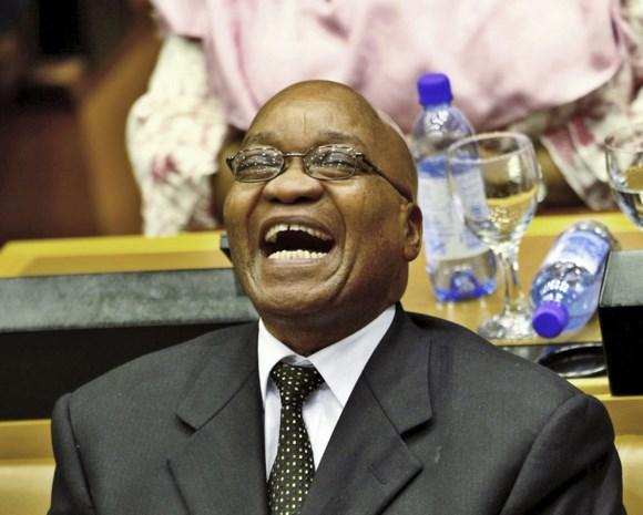 De president die verkracht, vreemd gaat, steelt, zesmaal trouwde en 18 kinderen heeft