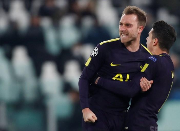 Tottenham pakt onder impuls van ijzersterke Dembélé knappe uitgangspositie bij Juventus