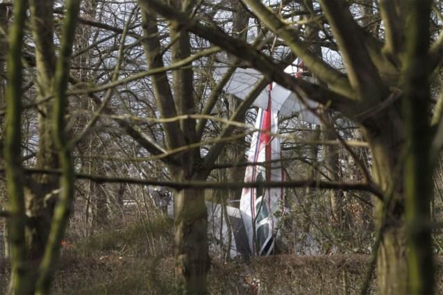 Piloot maakt inschattingsfout tijdens landing, raakt hoogspanning en crasht