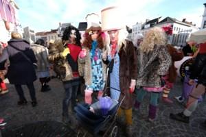 158 verzorgingen tijdens laatste carnavalsnacht in Aalst