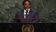 President Kabila komt ongedeerd uit verkeersongeval