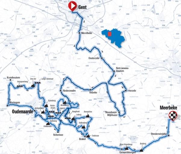Bent u al klaar voor de start van het Vlaamse wielervoorjaar? Praktische gids voor de Omloop Het Nieuwsblad