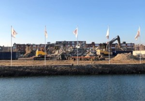 Sloop Kwadro-gebouw en aanleg kunstgrasveld op Bosuil reeds in vergevorderd stadium